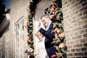 bryllup nær horsens