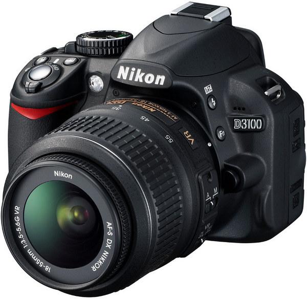 nikon d3100 Nikon D3100 anunciada