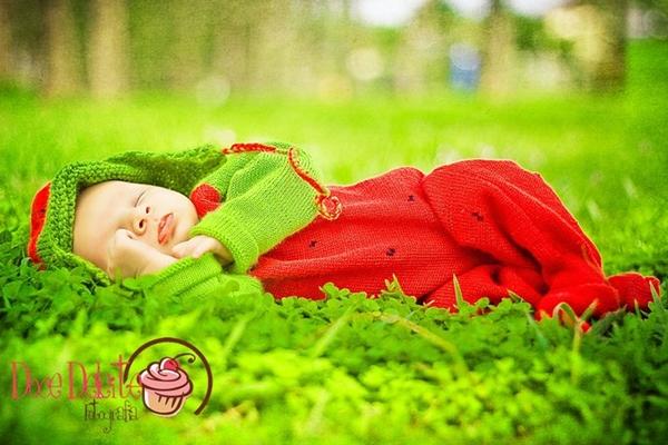 Fotografando Recém-Nascidos - Fotografia DG