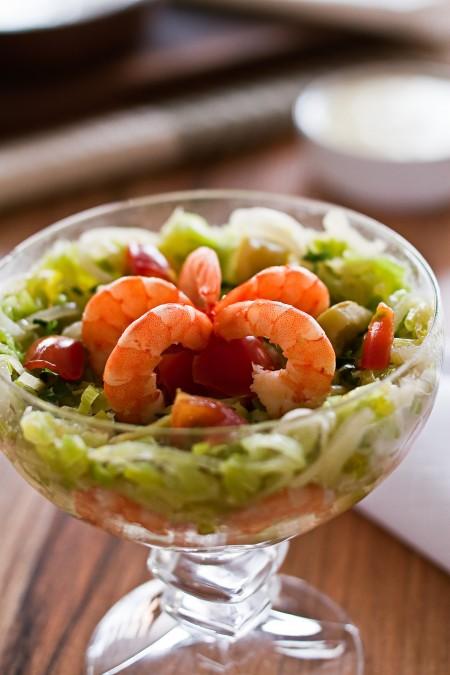 Imagem 05 Salada de camarões 1710 450x675 Enquadramento na fotografia de culinária