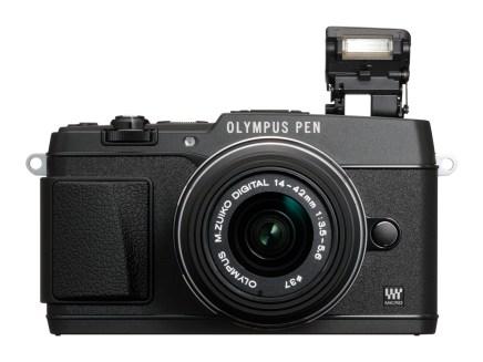 Olympus PEN E-P5 Front