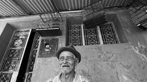 (c) Dariana Araújo - foto produzida em workshop contra cegueira por equipamento fotográfico