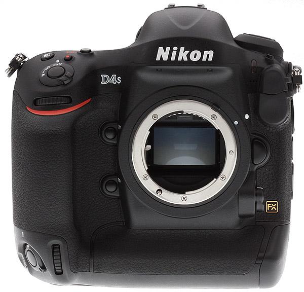 Nikon D4s - a cara da potência
