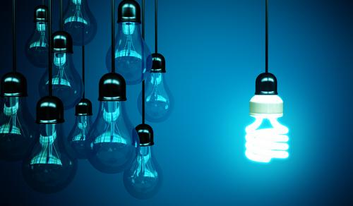 Ideia com inovação / imagem: Shutterstock