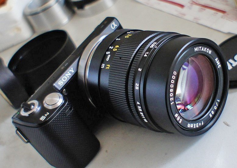 Mitakon 35mm f/0.95: superrápida, mas menos cara | Fotografia-DG