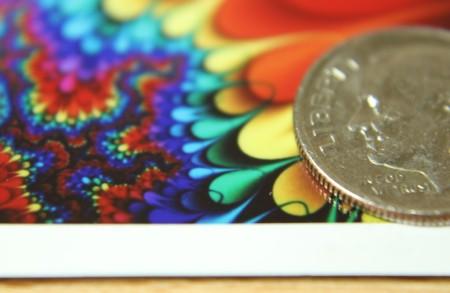 snapjet - closeup impressão
