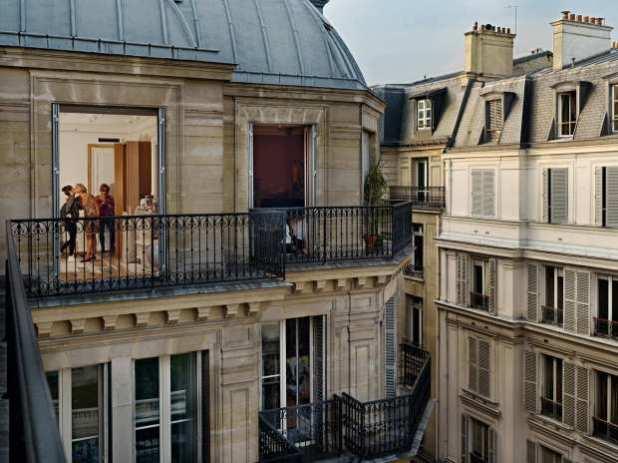 (c) Gail Albert Halaban - Paris views