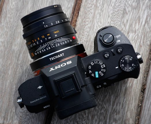 Techart-PRO-AF-Leica-M-lens-adapter-for-Sony-E-mount-cameras