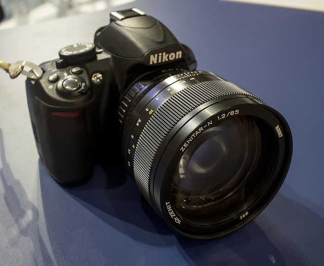 Zenitar-85mm-f1.2-lens