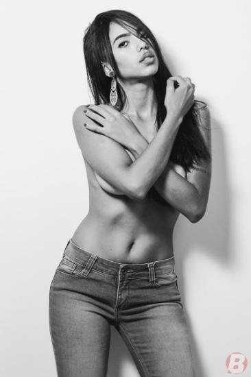 Modelo: Bruna Kalafaty