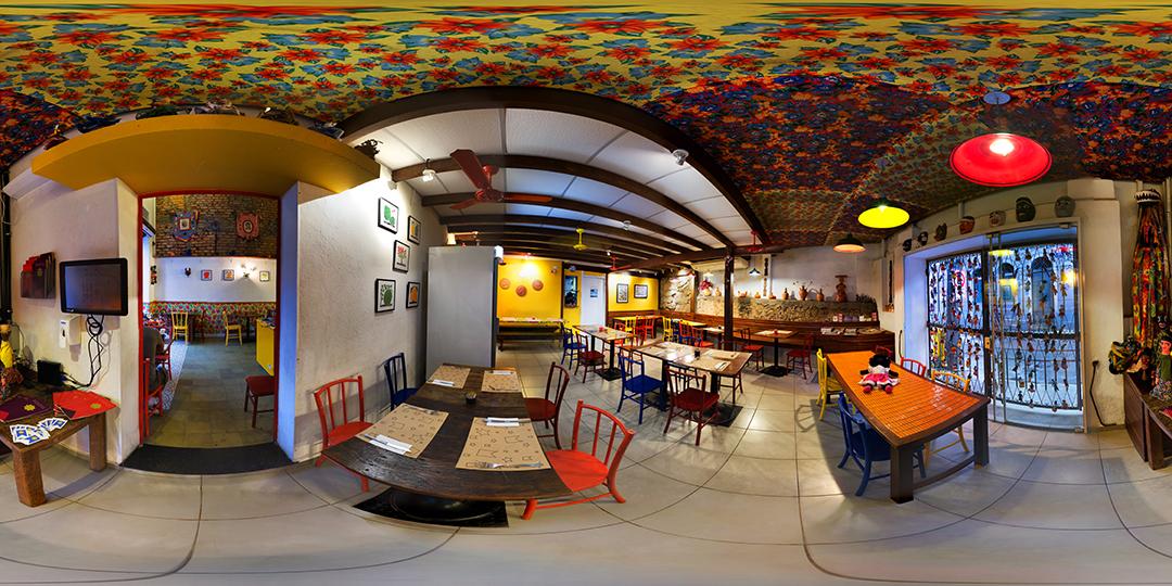 Restaurante Café do Alto - Santa Teresa RJ