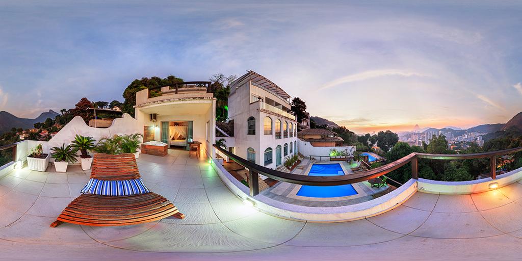 Tour 360 - The Villa Hotel