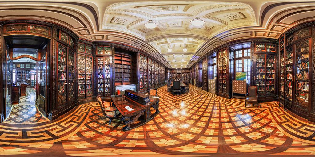 Tpur virtual - Palácio Tiradentes - ALERJ