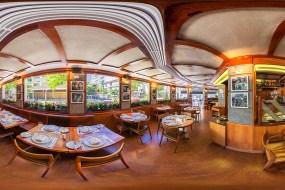 Fotografia 360 - Esplanada Grill Ipanema