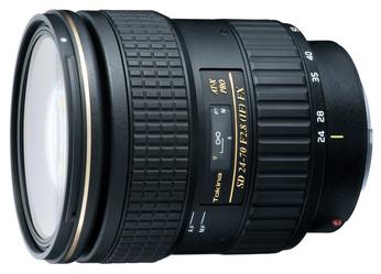 Tokina, AT X 24-70mm, f2.8 PRO FX, obiettivo, zoom, novità