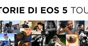 Storie di EOS 5, Canon, eventi, Bari