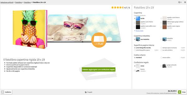 saal digital, fotolibro, stampare online