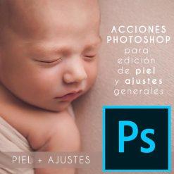edicion de piel photoshop