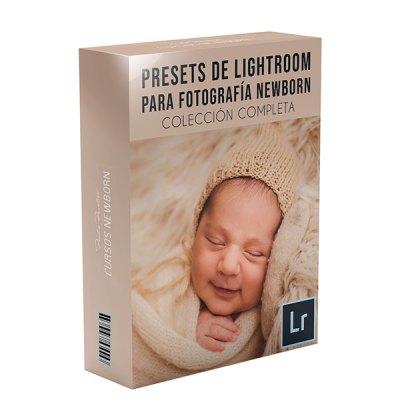 presets de lightroom para fotografia newborn
