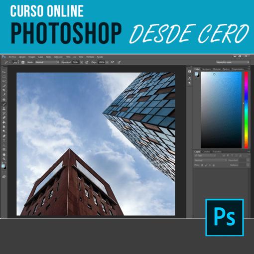 aprender a editar fotos en photoshop