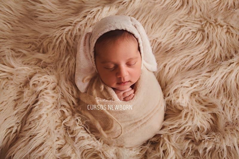 tutorial wrapping newborn
