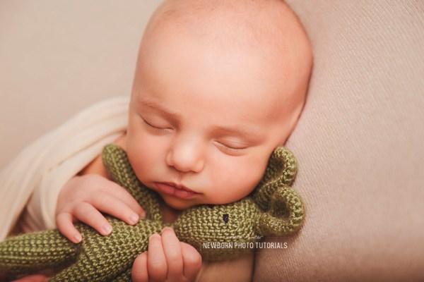 Flash o luz natural en fotografía newborn