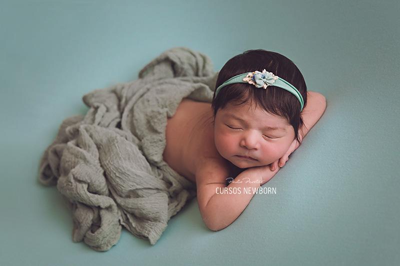 seguridad en fotografía newborn