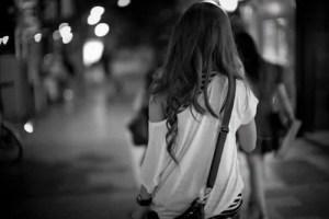 foto blanca y negro