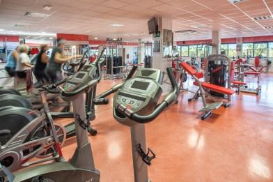 Cliente: Gimnasio Fitness Zone Ramón González