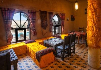 Hotel Nomad Palace Marruecos