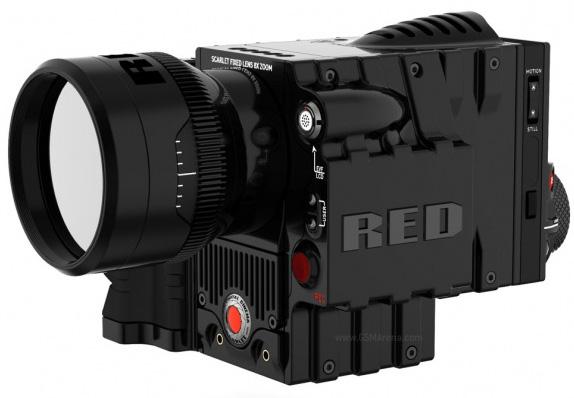 nuova RED Scarlet-X