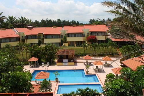 Fotoreis Costa Rica - Hotel met zwembad