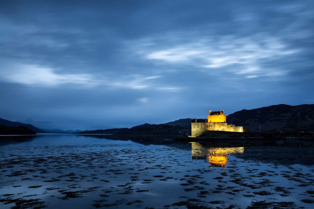 Fotografie reizen - Eilean Donan Castle