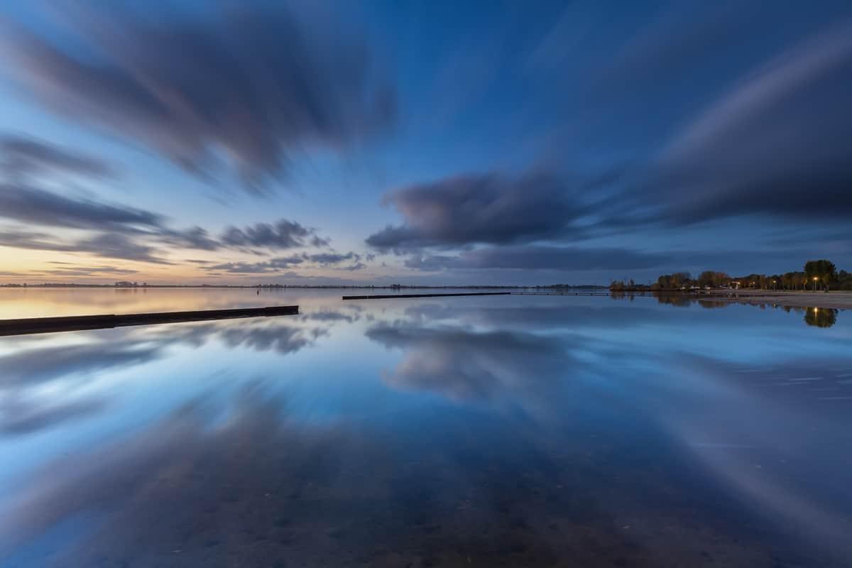 Fotografiereis Groninger Waddenkust sunset
