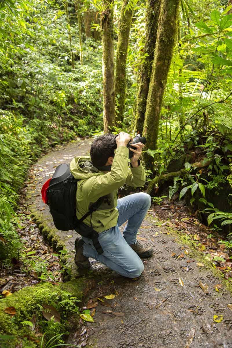 Selvatura Monteverde fotoreis Costa Rica.