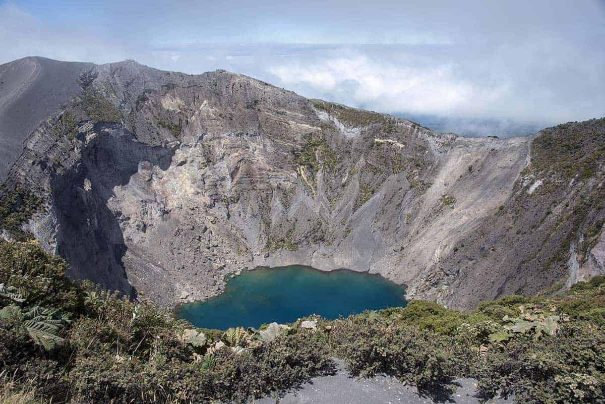 Fotoreis Costa Rica - Irazu vulkaan