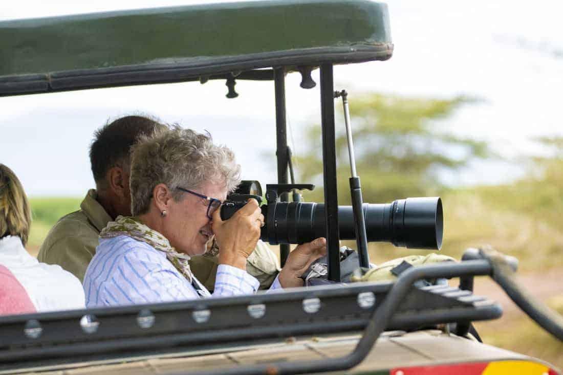 Fotoreis Kenia Tanzania Ellen