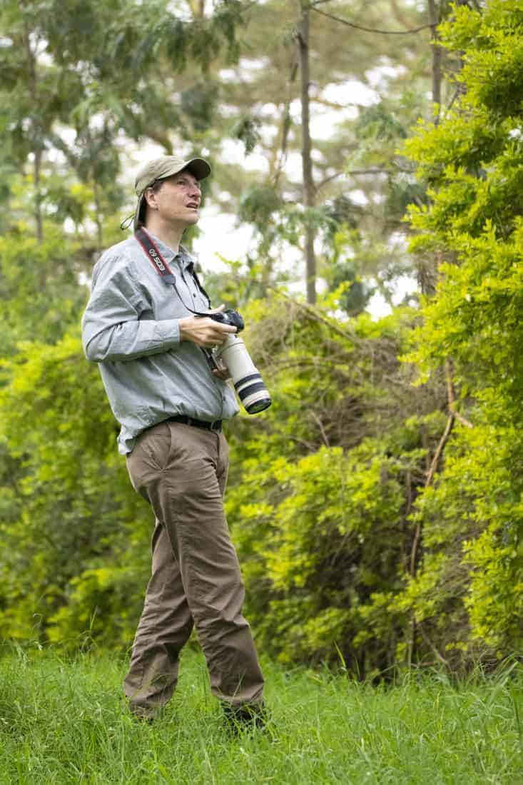Fotoreis Kenia Tanzania Roelof zoekt de apen