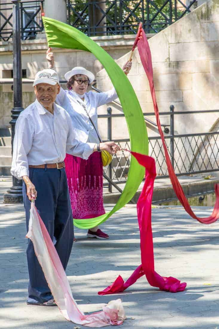 Fotoreizen New York Chinatown