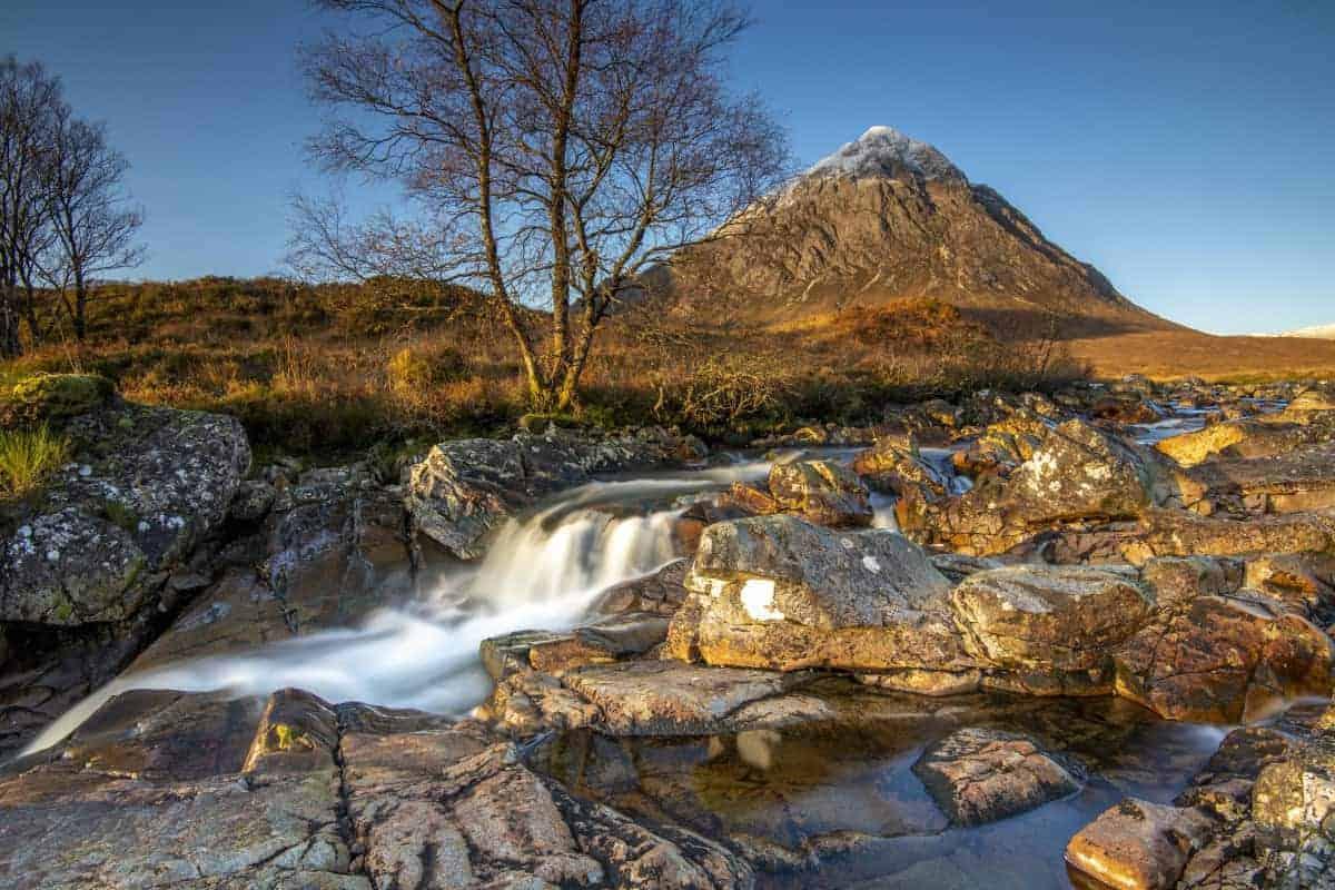 Fotoreis Schotland - Buachaille Etive Mor bij zonsopkomst