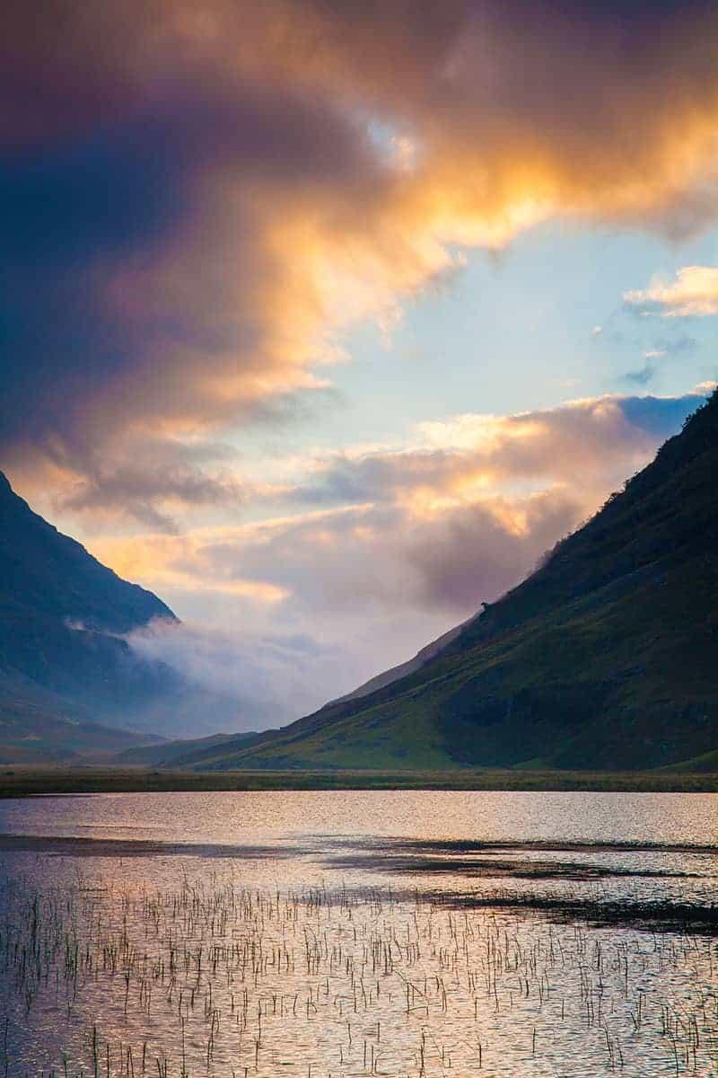 Fotoreis Schotland - Loch Achtriochtan