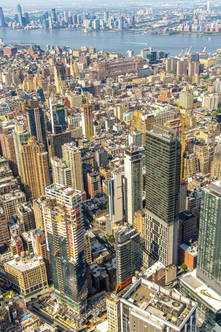 Fotoreis New York - Overzicht Manhattan vanaf Empire State Building