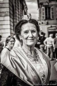 straatportret klederdracht