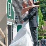 bruidsfotografie, openluchtmuseum, trouwen