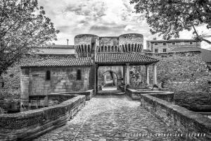 stadsmuur | Fotografie Arthur van Leeuwen