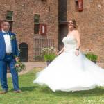 bruidsfotografie-huis-bergh; trouwen; huwelijksfotografie; huwelijksfoto; kasteel