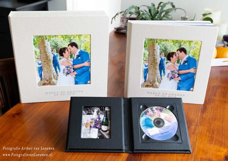 trouwalbum, opbergbox, bruidsalbum, album, huwelijksalbum