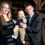 Familie-portret