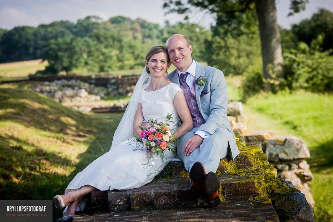 fotograf til bryllup kolding