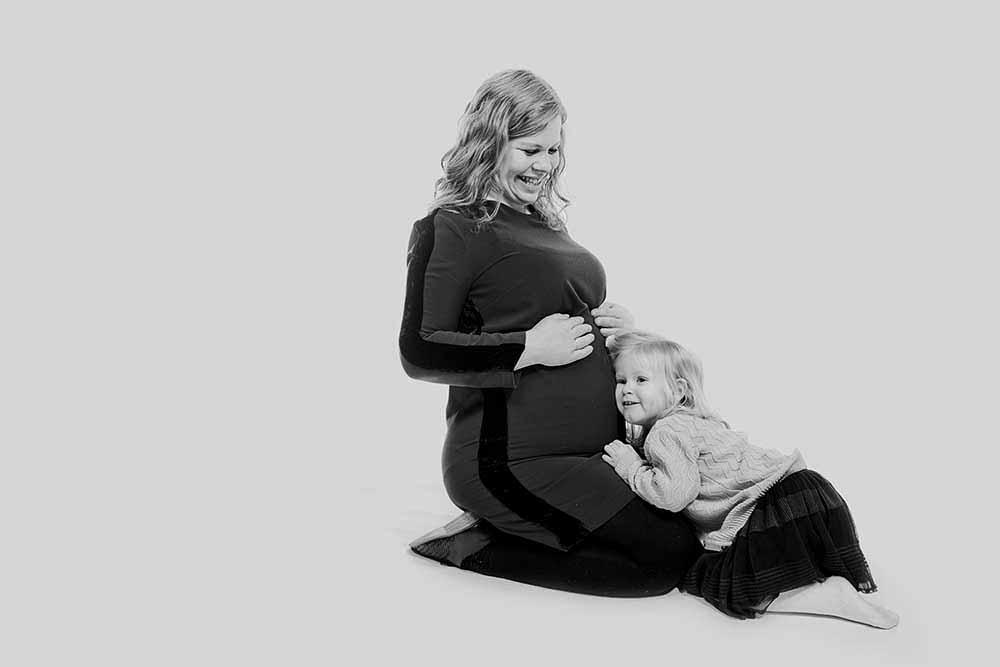 fotograf til gravid i Kolding